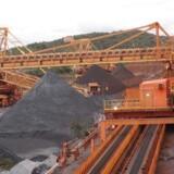 Arkivfoto: Udgravningssted, den brasilianske minekoncern Vale.