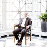 Michael Moesgaard Andersen - en af medstifterne af CBB Mobil - er manden, der bliver ved med at investere i IT- og televirksomheder.