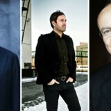 Fotograf: Claus Bech, Malte Kristiansen, Erik Refner.
