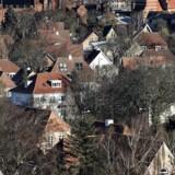 Arkivfoto: Parcelhuse i Aalborg.