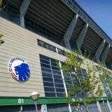 Danmarks nationalstadion og hjemmebane for FC København, Parken.
