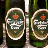 """Der er 99 dage til kick off ved EM 2016 i Frankrig, og det markerer Carlsberg nu ved - sammen med YouTube-fænomenet """"The F2 Freestylers"""" - at genskabe en række """"probably the best""""-scoringer siden 1988, da bryggeriet blev sponsor første gang. Også herhjemme går opvarmningen snart i gang. EPA/WEDA"""