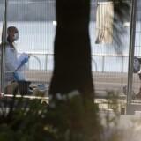 Fransk politi har håndteret alt meget professionelt, mener Joakim Frøsig-Andersen. Reuters/Eric Gaillard
