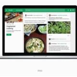 Google har redesignet sit hensygnende Google+-net i håbet om at få flere til at bruge det.