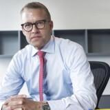 Jakob Riis, topchef i Falck