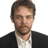 Erhvervsjournalist, Lasse Friis.