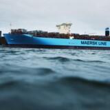 Over 4.000 flygtninge fra Syrien, Irak og flere afrikanske lande er blevet samlet op i Middelhavet af skibe fra A.P. Møller - Mærsk inden for det seneste halvandet år.