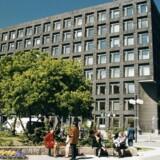 Den svenske Riksbanken blev onsdag aften udsat for hackerangreb. Foto: Riksbanken