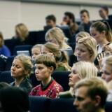 Arkivfoto: Det afgørende er, at semestrene har en fast struktur, og at man ofte mødes med sine medstuderende og undervisere, fortæller Palle Rasmussen, der er uddannelsesforsker på Aalborg Universitet.