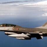 De danske F-16-jagere har aftjent deres værnepligt.