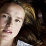 Skuespilleren Amanda Collin er nomineret for bedste kvindelige hovedrolle i »En frygtelig kvinde«, der ligeledes er nomineret til bedste danske film.