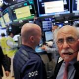 For en stribe af de finansielle markeder har den seneste uges kursstigninger været det stærkeste og hurtigste i flere år. Umiddelbart virker det ikke særlig logisk. Men aktiemarkederne er som bekendt langt fra logiske. Aktieekspert Morten W. Langer fra Aktieugebrevet er igen klar med ugens aktietip.Foto: New York Stock Exchange.