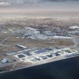 Arkivfoto. Et stigende passagerantal har løftet omsætning så vel som indtjening hos Københavns Lufthavne, som i regnskabet for første kvartal, der blev offentliggjort tirsdag middag, fastholder forventningerne til hele året.