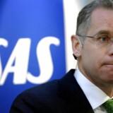 ARKIVFOTO. Rickard Gustafson, administrerende direktør i SAS.