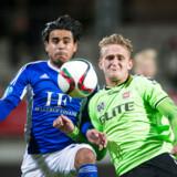 Lynby spillede sig tilbage i oprykningshumør mod Vejle BK.