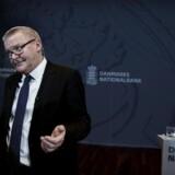 Nationalbankdirektør Lars Rohde vil for alt i verden gerne undgå, at staten endnu en gang skal redde bankerne.