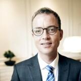 Uddannelsesminister Esben Lunde Larsen (V) vil reformere den omstridte studiereform, men understreger, at »målet om hurtigere fremdrift står ved magt«.