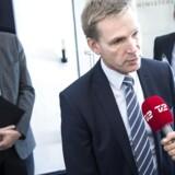 Christian Thulesen Dahl mener heller ikke, at Morten Messerschmidt bør offentliggør regnskaberne for to EU-fonde.