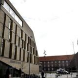 Arkivfoto. Retten på Frederiksberg.