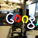 Internetgiganten Google formår stadig at tjene flere penge, selv om giganten også bliver presset på flere områder. Arkivfoto: Mark Blinch, Reuters/Scanpix