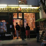 Shakespeare and Company i Paris.