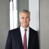 Bo Nilsson, administrerende direktør for Nets, kan muligvis indkassere en trecifret millionbeløb tirsdag. Free/Wichmann+bendtsen, Pressefoto, Nets.