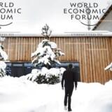 Der er sket et fald i de globale toplederes tiltro til verdensøkonomien, viser PwCs Global CEO Survey ved åbningen af World Economic Forum's årsmøde i Davos.