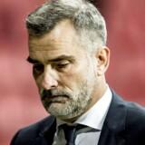 FC Københavns administrerende direktør Anders Hørsholt har sagt farvel og tak.