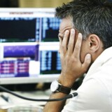 Arkivfoto: Flere fald i vente på det danske aktiemarked.