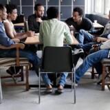 Arkivfoto: Asylcenter Sigerslev, hvor der er mange flygtninge fra Eritrea, der oplever langsom sagsbehandling.