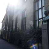 Københavns Universitets Frederiksberg Campus, hvor flere kvinder på det seneste er blevet antastet.