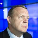 Venstre-formand Lars Løkke Rasmussen.
