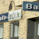 Fredag kom Danske Bank med regnskab.(REUTERS/Fabian Bimmer/File Photo)