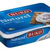 De velkendte smøreoste fra Buko lanceres nu i ny emballage og nye sammenhænge, som skal appellere til unge og familier. PR-foto.