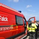 Overskuddet dykker hos Falck.