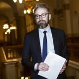 Transport-, bygnings- og boligminister, Ole Birk Olesen (LA)