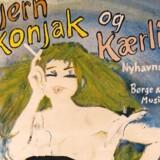 Maggi Baarings frække tøs fra 1953 vakte ballade og medførte en politianmeldelse for usømmelighed. Forestillingen »Knojern, konjak og Kærlighed« blev opført på ABC Teatret og blev en af Stig Lommers succeser.