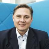Peter Kjær Jensen, landechef i PostNord i Danmark