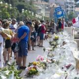 Ofrene kom fra mindst 20 lande.