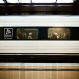 DSB, Hovedbanegården, folk der venter, togdrift, togdriften, togpassagerer, regionaltoge, IC3, IC4, togtider, togtabel.