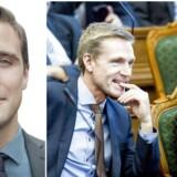 »Socialdemokratiet og Dansk Folkeparti fortsætter ihærdigt deres sommerflirt, mens de borgerlige partier står ovre i baren og forsøger at ignorere det faktum, at der snart kan komme til at mangle en hel del mandater,« skriver Caspar Stefani.