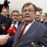 »Hvis der, som vi nu forventer, kommer 10.000 flere asylansøgere i 2016, vil merudgifterne beløbe sig til 1,8 milliarder korner i 2016,« siger Claus Hjort Frederiksen.