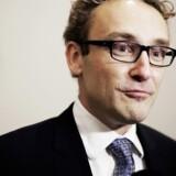 Hos Liberal Alliance står skatteordfører Ole Birk Olesen (LA) fast på, at topskatten helt bør fjernes. »Topskatten er problematisk, uanset om det er en million eller 400.000 personer, der betaler den,« fastslår ordføreren. Arkivfoto.