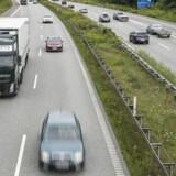 Arkivfoto: I løbet af de seneste år har der været en række sager om kast fra broer rundt omkring på det danske vejnet. Den mest fatale sag er endnu uopklaret.