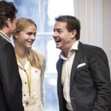 Jens Rohde og Morten Helveg (tv) pressede tilsyneladende på for at få danske ministre til at forklare sig i EU.