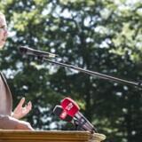 Mette Frederiksen har skiftet holdning og vil nu gøre op med uddannelsesloftet.