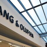 Bang & Olufens aktie brager i vejret efter nyheden om, at Struer-selskabet har indgået et samarbejde med sydkoreanske LG.