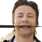 Den britiske TV-kok Jamie Oliver.