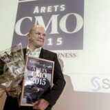 Det blev Anders Rene Jensen fra Rema 1000, der sidste år, mandag den 26. januar 2015, løb med sejren som årets CMO.
