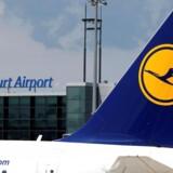 Arkvifoto: Lufthansa vil gerne overtage flyselskabet Airberlin, men kun, hvis det kan få selskabet gældfrit.